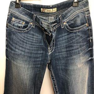 BKE women's jeans 30x33 1/2